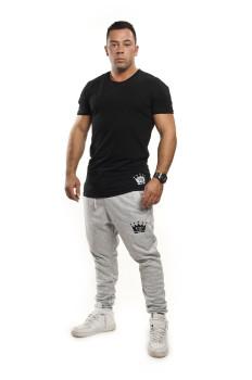 Čierne tričko VIPSK