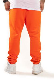Oranž neon tepláky