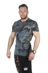 Maskáčové tričko VIPSK
