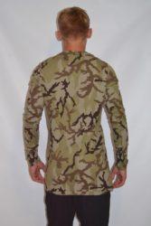 Pánske tričko s dlhým rukávom VIPSK