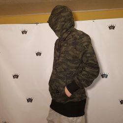 Maskáčová mikina VIPSK