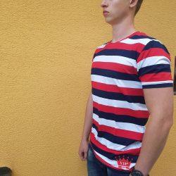 NAVY tričko VIPSK